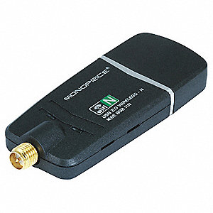 WIRELESS LAN,USB2.0,802.11N W/ANTEN