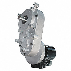 GEARMOTOR PARALLEL SHAFT 2RPM AC