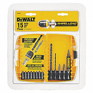 15 PC RAPID LOAD SET CP10