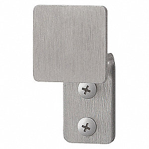 CLOTHES HOOK STAINLESS STEEL 1 1/4