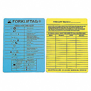 HOLDER FORKLIFT 10/20 INSERTS/1 PEN
