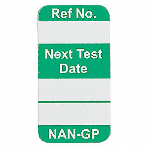 INSERTS NANOTAG-GNRL PURPOSE GRN