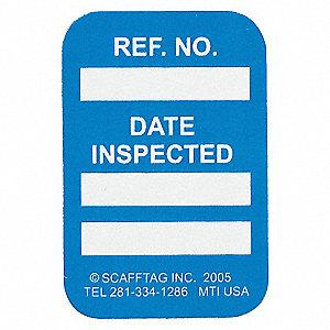 DATE INSPECTED BLU