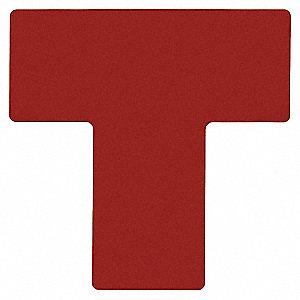 RED FLR TS 4IN X 10IN B514 20/PKG