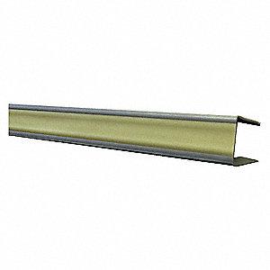 72IN X 1-1/2IN SQ HANDRAIL CVR GRY