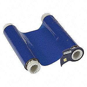 RIBBON POWERMRK BLUE 8.8IN X 200FT