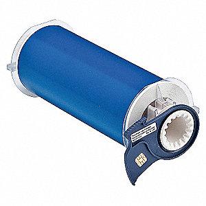 POWERMARK BLUE VINYL TAPE 8.125IN X