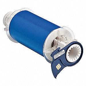 POWERMARK BLUE VINYL TAPE 6.125IN X