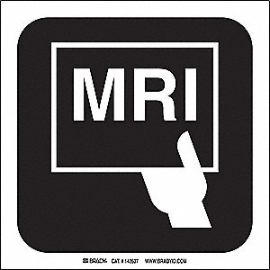 MRI PICTO ONLY 8X8 SS