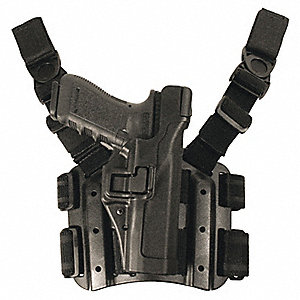 Serpa Tactical Holster,RH,Glock