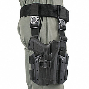 Tactical Holster for Xiphos,LH,Glock
