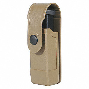 Tactical Mag Case With Flap,Coyote Tan
