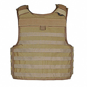 Cutaway Armor,Elite Slick,S,Coyote Tan