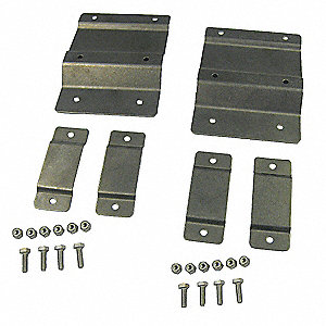 Universal Roof Rack Mounting Brackets