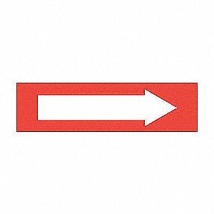 SIGN DIR/ARROW N/H 7X10