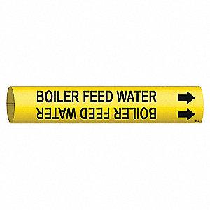 PIPEMARKER 47446 BOILER FEED WATER