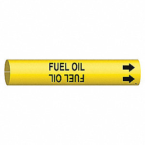PIPEMARKER 47705 FUEL OIL