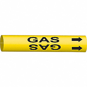 PIPEMARKER GAS