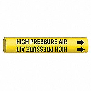 PIPEMARKER 48565 HIGH PRESSURE AIR