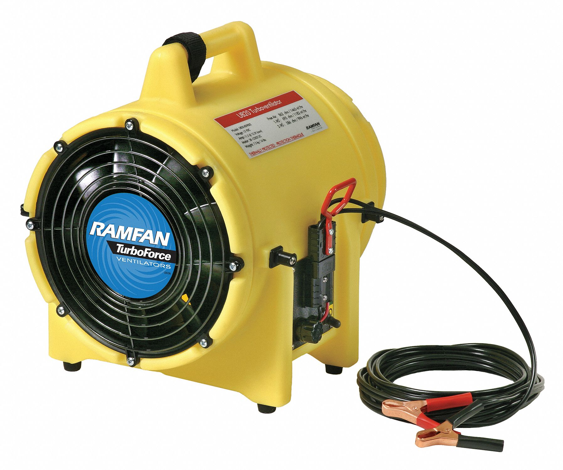 Confined Space Blowers And Fans : Electric confined space fans and blowers tools for shop