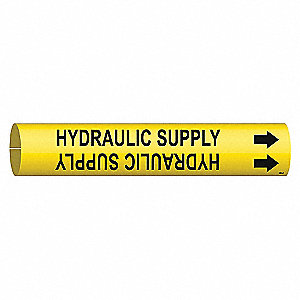 PIPEMARKER HYDRAULIC SUPPLY
