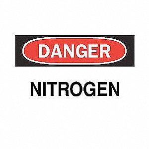SIGN DANGER 7X10