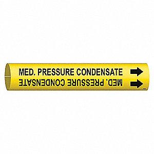 PIPEMARKER MEDIUM PRESSURE CONDENSA