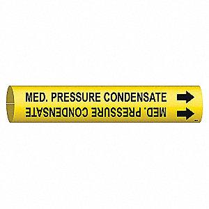 PIPEMARKER 41382 MED PRESSURE CONDE