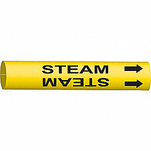 PIPEMARKER 41865 STEAM