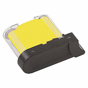 TAPE RIBBON CART.2INX75FT YELLOW
