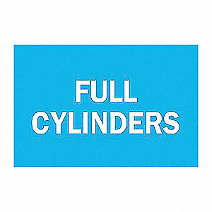 SIGN FULL CYNLINDERS    7X10