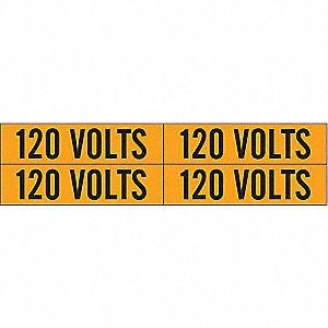 LABELS 120 VOLTS