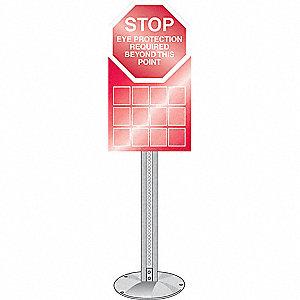 STATION SAFETY STOP STN.EYE PROTECT