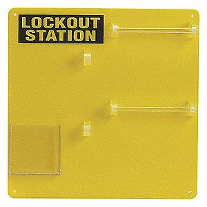 LOCK STN 10 BOARD ONLY