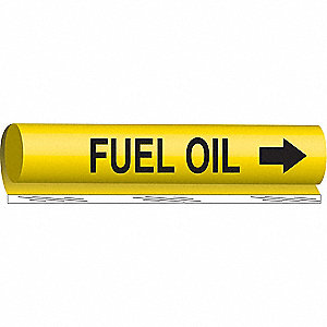 PIPEMARKER FUEL OIL