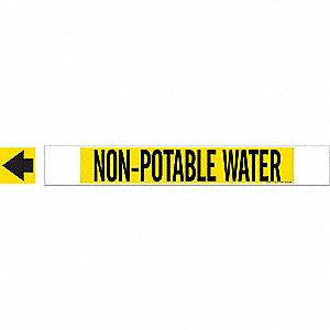 PIPEMARKER 59730 NON-POTABLE WATER