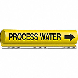 PIPEMARKER PROCESS WATER