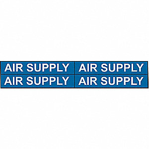 PIPEMARKER AIR SUPPLY
