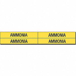 PIPEMARKER 79205 AMMONIA