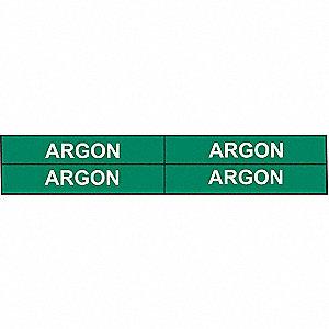 PIPEMARKER 92009 ARGON
