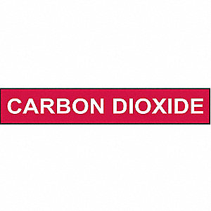 PIPEMARKER CARBON DIOXIDE