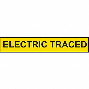 PIPEMARKER 79051 ELECTRC TRACED
