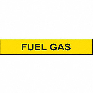 PIPEMARKER FUEL GAS