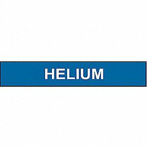 PIPEMARKER 77389 HELIUM STY 1 BLUE/
