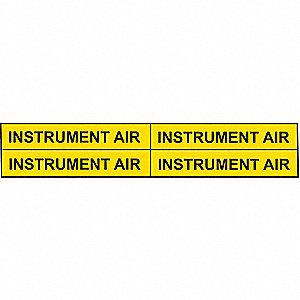 PIPEMARKER 92007 INSTRUMENT AIR