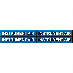 PIPEMARKER 36205 INSTRUMENT AIR