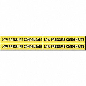 PIPEMARKER 79299 LOW PRESS CONDENSA
