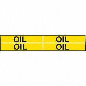PIPEMARKER 93148 OIL