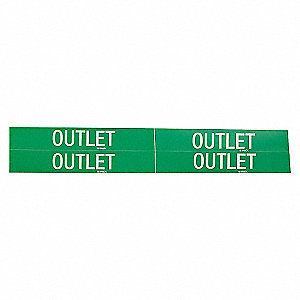 PIPEMARKER 87707 OUTLET