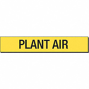 PIPEMARKER 93300 PLANT AIR